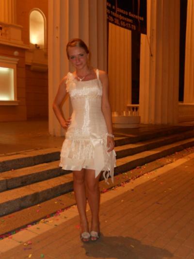 Фото брянск выпускных платьев