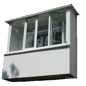 Предложение Отделка балконов и лоджий под ключ в Брянске.